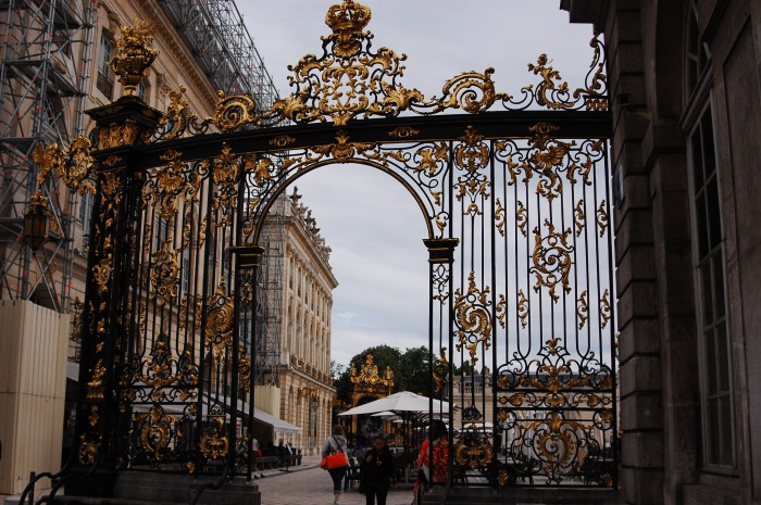 Gate to Place Stanislas